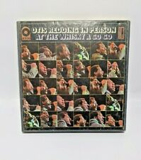 Otis Redding In Person At The Whisky A Go Go Reel To Reel Tape **READ**