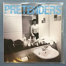 Pretenders - You Know Who Your Friends Are - Poly Sleeve - Promo CD (CBX342)