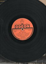 THE BEATLES FIRST - Odeon OSX 222 France 1964 - Label orange  - LP 33 T