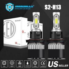 H13 9008 1800W LED Headlight Bulb for Ford F-150 2004-2014 High Low Beam 6500K