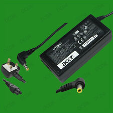 Genuine Acer Laptop Charger Adaptor 19V 3.42A Liteon PA-1650-02 Inc. Power Cable