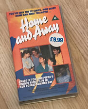 HOME AND AWAY VHS VIDEO 1987 MOVIE GEMS VIDEO