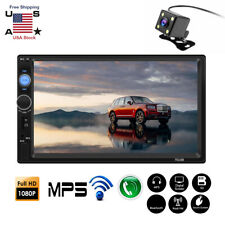 2 Din Car Radio Audio Stereo MP5 Player Support 7