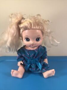Baby Alive Sweet Tears Doll 3-Modes Dollie & Me Dress Hasbro 2016 *SEE VIDEO*
