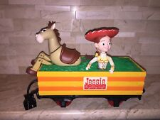 TOY STORY JESSIE THE YODELING COWGIRL TRAIN CAR THINKWAY TOYS
