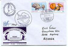 1994 Hesperides Juan Carlos I RCMG Bransfield Polar Antarctic Cover SIGNED