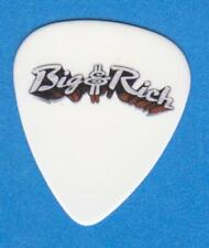 BIG & RICH SIGNATURE GUITAR PICK COUNTRY LOGO CONCERT JOHN RICH REDNECK RIVIERA