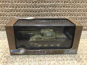 Dragon Armor 1:72 Panther G, Early Production, Normandy 1944, No. 60125