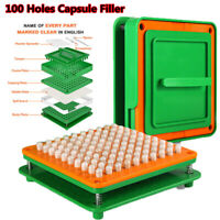 Care Professional Filling Machine Pill Filler Capsule Filler for Empty Capsules
