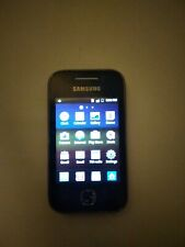SAMSUNG GALAXY Y Young GT-S5360 Black (Unlocked) Android Phone