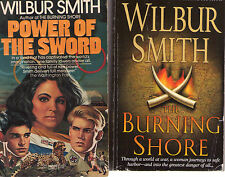 Complete Set Series - Lot of 14 Courtney books by Wilbur Smith (Fiction)