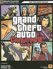 Grand Theft Auto : Chinatown Wars by BradyGames Staff (2009, Paperback)
