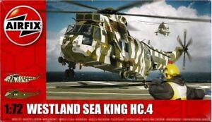 1/72 AIRFIX 04056; Westland Sea King HC.4 ROYAL NAVY