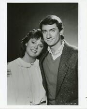 AMANDA BEARSE CUTE SMILING DAVID GARRISON MARRIED WITH CHILDREN '87 FOX TV PHOTO