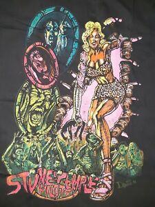 Stone Temple Pilots T-Shirt XL 1993 Original STP Vintage