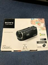 Sony HDR-CX220 Handycam HD Digital Camcorder with 4500mah Battery
