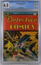 Detective Comics #103 CGC 6.5  Classic Batman 1945
