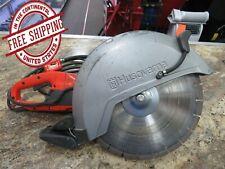 "2018 Husqvarna K4000 14"" Electric Concrete Cut Off Saw Hand Held FREE SHIPPING"