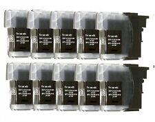 10cartouches D'Encre Compatible avec Brother MFC-J410 MFC-J415W MFC-J125