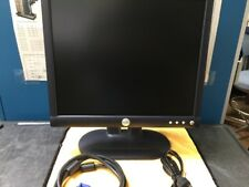 "17"" Dell E172FPt LCD Display Monitor w/ cables"