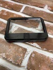 Simpson 260 Multimeter Black Glass Lens Display Cover