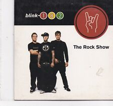 Blink 182-The Rock Show cd single
