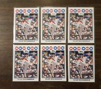 2008 Topps Clay Buchholz RC Lot National Baseball Card Day Boston Red Sox