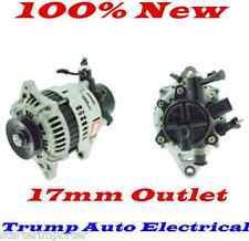 Alternator for Kia K2700 Turbo Pregio engine J2 2.7L Diesel 02-15 17mm Outlet II