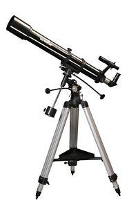 Sky-Watcher Evostar 90 Refractor Telescope + EQ-2 Mount #10724 (UK Stock) BNIB