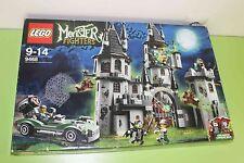 Lego Monster Fighters Set 9468-1 Vampyre Castle 100% Complete/Box/Manuals
