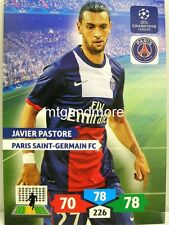 ADRENALYN xl ligue des champions 13/14 - Javier pastore-paris saint-Germain FC