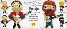 Kamibashi Banjo Girl The Original String Doll Gang Keychain Clip