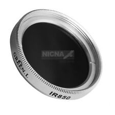 37mm 850nm Infrared Infra-red Pass X-Ray IR Lens Filter Optical Glass 37 mm