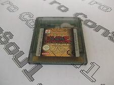 YU-GI-OH Duel Des Ténèbres jeu console Game Boy Color game cart