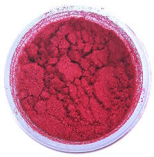 Raspberry Metallic Luster Dust 4g for Cake Decorating, Fondant, Gum Paste