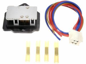 For 2006-2010 Hino 258 HVAC Blower Motor Resistor Kit Dorman 77814BJ 2007 2008
