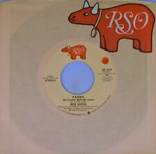 """7"""" BEE GEES Fanny (Be Tender With My Love)/ Country Lanes RSO US-Press orig.1975"""