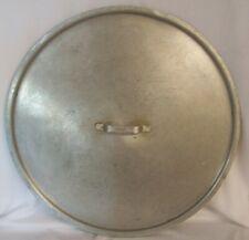 Restaurant Equipment Supplies Aluminum Stock Pot Lid 18 34 Diameter