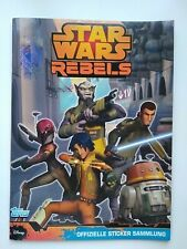 Star Wars Rebels + 6 Stickers TOPPS  official Sticker bundle