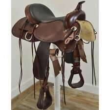 """New! 16"""" High Horse Winchester Trail Saddle by Circle Y Code: 6819-1601-05"""