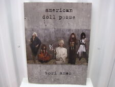 Tori Amos American Doll Posse Piano Vocal Guitar Sheet Music Song Book Songbook