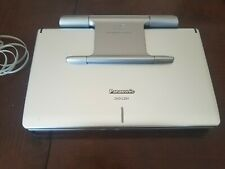 "Panasonic DVD-LS91 9"" Portable DVD Player comes with 110 volt AC Outlet cord"