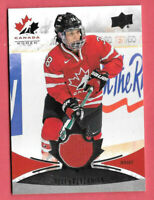 2016-17 Halli Krzyzaniak Upper Deck Team Canada Juniors Jersey