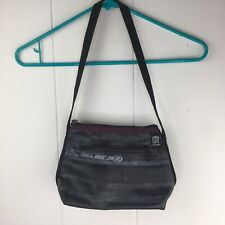 Kleika St. Gallen Swiss Upcycled Recycled Bicycle Inner Tube Shoulder Bag Purse