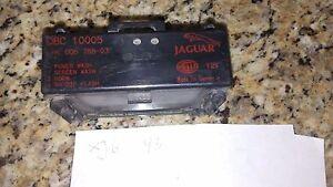 1993 jaguar xj6 washer,horn control module