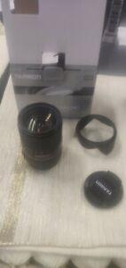 Objectif Tamron 16-300 Di II PZD Sony A