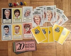 Bread Board Game 1989 (BBC TV Show) Spare & Replacement Pieces / Parts