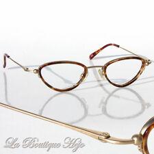 Conquistador Designer gafas Marwitz Berlín JMP 4 -21 oro/Tortoise eyeglasses