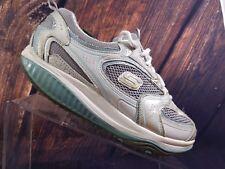 Skechers Shape Ups Womens 12320 Blue Gray Silver Shoes Sneaker Walking Size 9