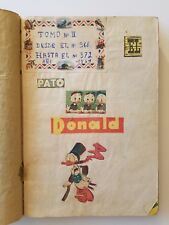 El Pato Donald, Issues 366 - 372, 1951, Spanish Donald Duck, Buenos Aires